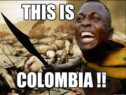 Colombia Meme - living with hipstergirl and gamergirl 125 by jagodibuja meme center