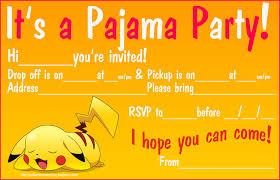 movie night invitations template free printable sleep over invitation u2013 orderecigsjuice info