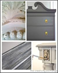 Gray Furniture Paint Trends For Revamping Furniture With Paint