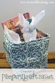 Pamper Gift Basket Create A Pampering Gift Basket With Dollar General