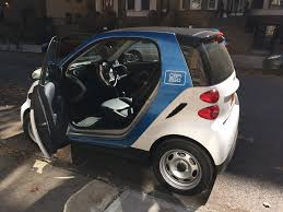 smart car car2go takes brooklyn with 400 on demand smart cars we go for a