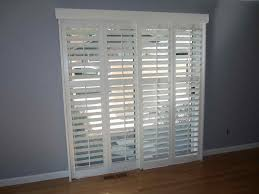 sliding glass doors with blinds wood vertical for and repair