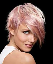 hairstyles for short highlighted blond hair blonde with pink highlights stuff i love pinterest pink