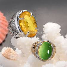 best stone rings images Best price fashion jade multi colorful stone ring designs for men jpg