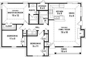 3 bedroom 2 bath house 40 cool house plans floor plans 3 bed 2 bath gallery for house