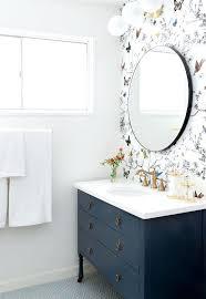 unusual bathroom wallpapertrellis wallpaper in grey from natural