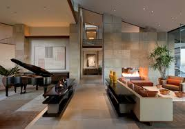 livingroom edinburgh architect jon c bernhard southwestern living room on the
