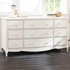 Bedroom Dressers White Lilac 9 Drawer Dresser Pbteen