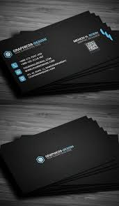 Business Card Design For It Professional 1607 Best Business Cards Design Images On Pinterest Business