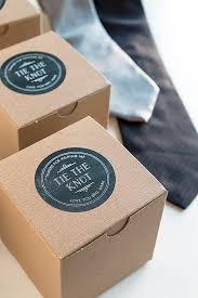 tie box gift groomsman gift tie the knot neck ties weddings ideas from