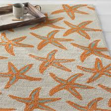 Coral Outdoor Rug starfish outdoor rug roselawnlutheran