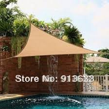 Triangle Awning Canopies Discount Triangle Shade 2017 Sun Shade Triangle On Sale At