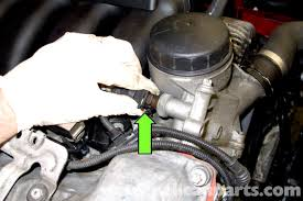bmw e90 engine temperature sensor replacement e91 e92 e93