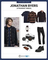 plaid shirt halloween costumes dress like jonathan byers costume halloween and cosplay guides