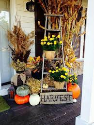 Fall Decorating Ideas For Front Porch - 29 best farmhouse fall decorating ideas and designs for 2017