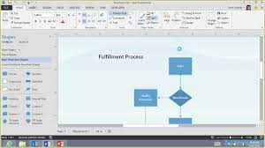 shapes stencils and templates in visio 2013 visio
