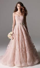 pink wedding dress watters edlin 8065b 950 size 4 used wedding dresses