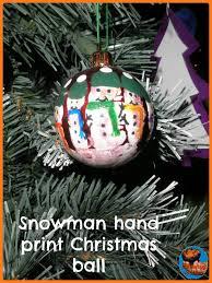 snowman print balls glittering muffins