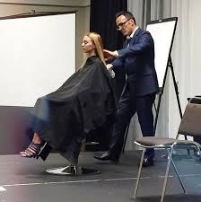 jonathan george haircuts mindbody learning from the master the perfect haircut with