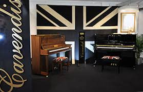 were not building pianos here gentlemen cavendish pianos about us