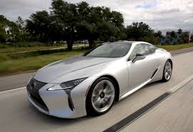 lexus new sports car silver dream machine new lexus lc500 palm beach illustrated