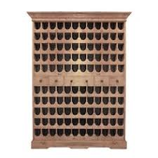 mottisfont painted large floor standing wine rack u2013 32 bottles