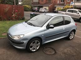 peugeot 206 sport peugeot 206 sports 2004 in sandwell west midlands gumtree