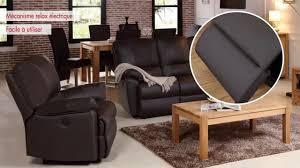 stressless canape 2 places cuir salon relax électrique en cuir de vachette marcis youtube