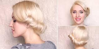 tutorial rambut wanita tutorial rambut untuk acara formal praktis dan mudah vemale com