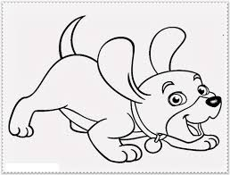 dog coloring pages kids preschool kindergarten
