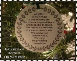 crafty in crosby guardian ornament