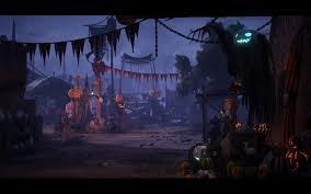 black and purple halloween background black desert online halloween background login album on imgur