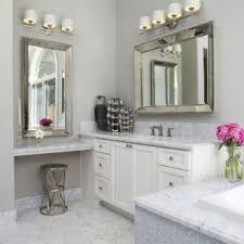 san francisco 48 bathroom vanity transitional with vintage mirrors