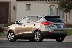 hyundai tucson used cars 2012 hyundai tucson used car review autotrader