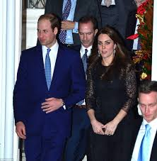 kate middleton duchess of cambridge and prince william arrive in