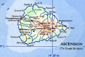 ascension islands map 11dsthelena