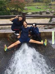 Funny Japanese Memes - japan it s a wonderful rife girl passing water photo