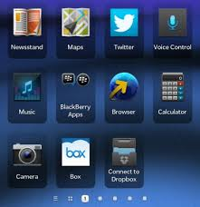 create folder on android how to create app folders with blackberry 10 blackberry 10