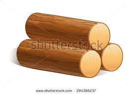 wood logs vectors free vector stock graphics images