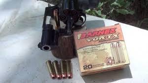 Barnes Vor Tx Barnes Vor Tx 140gr 357 Magnum Snubby Gel Test Youtube