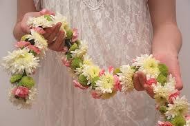 wedding garland make your own wedding garland hgtv