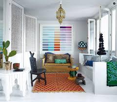 colourful italian home of fashion designer liza bruce in elle