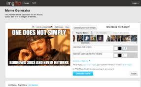 Make A Meme Website - best online meme generators tricks by r jdeep