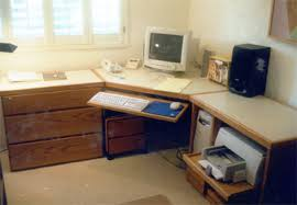 wrap around computer desk desks watersong furniture watersong furniture