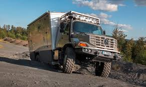 2016 mercedes benz zetros next gen heavy hauler combines 6x6