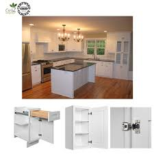 Wood Kitchen Furniture Ash Solid Wood Kitchen Cabinet Doors Ash Solid Wood Kitchen