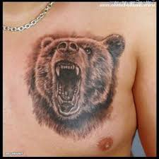 grizzly bear tribal tattoos cool tattoos bonbaden
