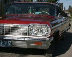 Interior Design Jobs Calgary by Calgary Select 64 Chevy Impala Ss
