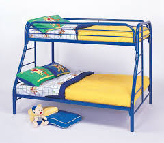 Full Sized Bunk Bed bunk bed twin full size bunk bed in blue bunk beds