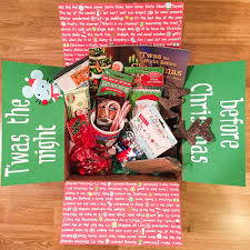 twas the night before christmas kids care package child care